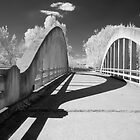 Art Deco Bridge - near Gundagai by WCurrie