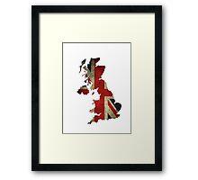 Great Britain - England Framed Print