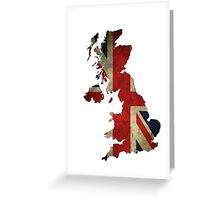 Great Britain - England Greeting Card