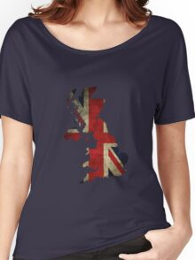 Great Britain - England Women's Relaxed Fit T-Shirt
