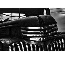 Broken Ribs Photographic Print