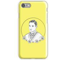 Blaine Anderson Fanart iPhone Case/Skin