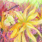 Dragonfly Garden by Rebecca Tripp