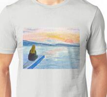 Kansas Sunset Unisex T-Shirt