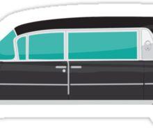 1959 Cadillac Hearse Sticker