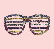 Kanye West's Shades by Lucialicious