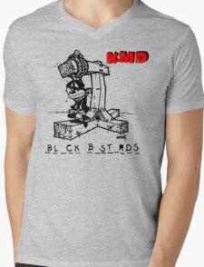 KMD Mens V-Neck T-Shirt