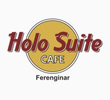 Holo-Suite Cafe by noelgreen