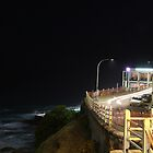 South Bondi After Dark by Marius Brecher