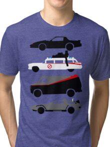 The Car's The Star Tri-blend T-Shirt