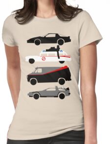 The Car's The Star Womens Fitted T-Shirt