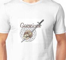 Celtic word Gaiscíoch means Warrior Unisex T-Shirt