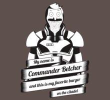 Commander Belcher by Pyier