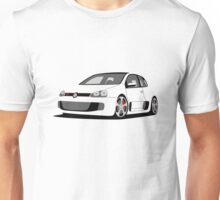 Volkswagen Golf GTI W12-650 Unisex T-Shirt