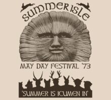 Summerisle May Day Festival 1973 by Paulychilds