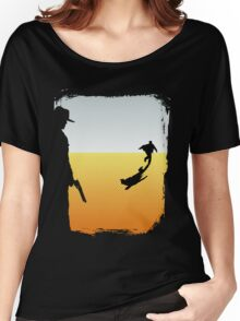 ...And the Gunslinger followed Women's Relaxed Fit T-Shirt