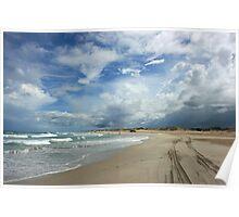 Lucky Bay, Western Australia Poster