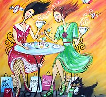 Girl Time by Ira Mitchell-Kirk