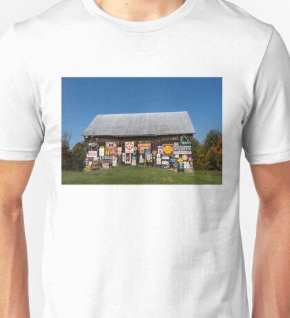 Roadside Gems - the Pleasure Barn Unisex T-Shirt