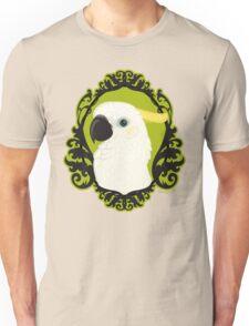 Cockatoo Cameo Unisex T-Shirt