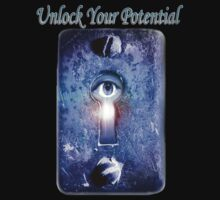 Unlock your potential by Adolph Hernandez