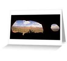 Thieves Den I Greeting Card