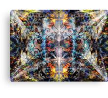 deCeptive PerCeption Canvas Print
