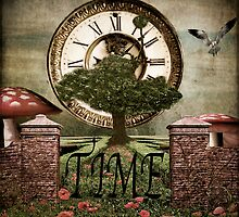 Time... by Karen  Helgesen