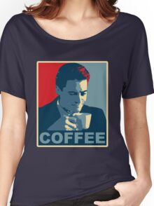 Damn Fine Coffee! Women's Relaxed Fit T-Shirt