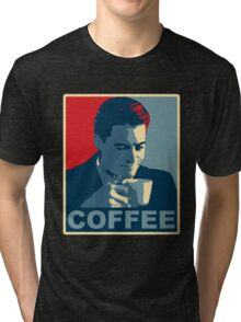 Damn Fine Coffee! Tri-blend T-Shirt