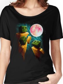 3 Sp00ns and a Moon Women's Relaxed Fit T-Shirt