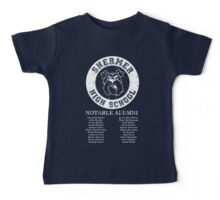 Shermer High School Alumni Baby Tee
