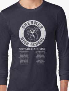 Shermer High School Alumni Long Sleeve T-Shirt