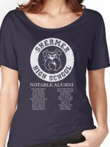 Shermer High School Alumni Women's Relaxed Fit T-Shirt