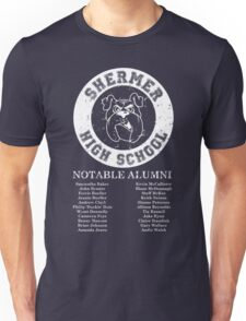Shermer High School Alumni Unisex T-Shirt