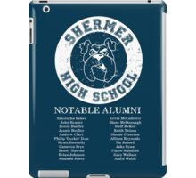 Shermer High School Alumni iPad Case/Skin