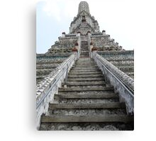 stairway to the gods Canvas Print