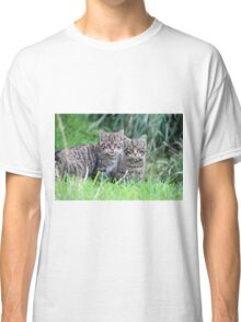 Wildcat Kittens Classic T-Shirt