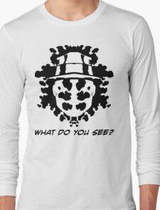 The Rorschach Test Long Sleeve T-Shirt