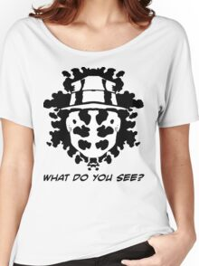 The Rorschach Test Women's Relaxed Fit T-Shirt