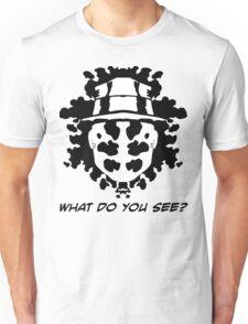 The Rorschach Test Unisex T-Shirt