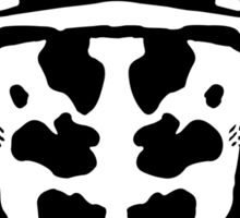 The Rorschach Test Sticker