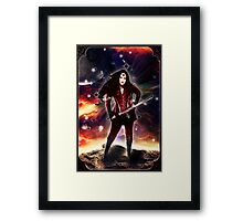 Pain is the Unholy Mistress Framed Print