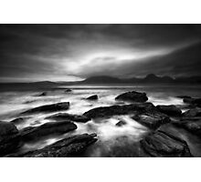 Over The Sea Photographic Print