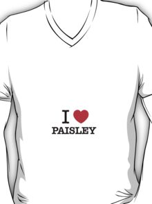 I Love PAISLEY T-Shirt