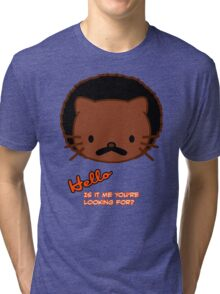 Hello Kitty - Is It Me You're Looking For? Tri-blend T-Shirt