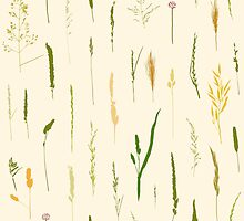 Grasses - Colour by Tom Henderson