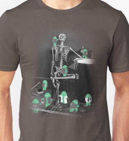 Crime Scene Investigation Unisex T-Shirt