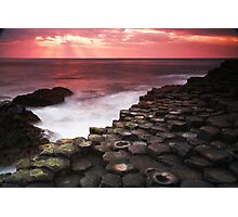 The Giant's Causeway Photographic Print