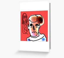 Co Co Greeting Card